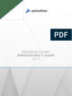 SplashtopCenter v2.3.5.x Admin Guide v1.7