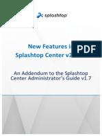 SplashtopCenter v2.3.10.x Admin Guide Addendum v1.7