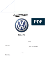 Cercetare de marketing VW