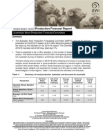 Forecast Report 2015 April