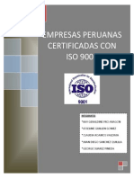 EMPRESAS CERTIFICADAS EN EL PERU.pdf