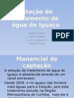 Estação de Tratamento de Água Do Iguaçu