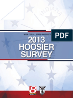 2013 Hoosier Survey