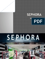 Analiza SWOT a mag. Sephora