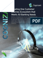 Creating One Customer Journey Ecosystem that Meets All Banking Needs