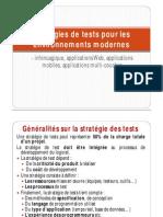 5 Tests Pour Les Environnememnt Moderne