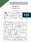 Psalmul-33 partitura