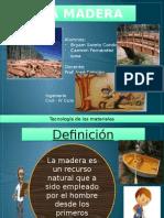 Expocicion La Madera