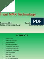 Intel MMX Technology