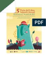 15 Feria Infantil y Juvenil 2015