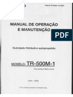 Guindaste Hidraulico - Tadano Tr500m1