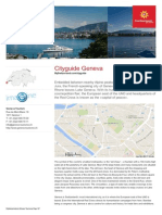 Cityguide Geneva En