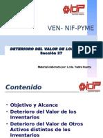 SECCIÓN 27 DETERIORO DEL VALOR DE LOS ACTIVOS  17-08-2013.ppt