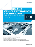 Chassis Vehicle Dynamics Technology