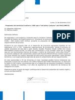 Carta Presentación Procompite