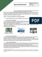 Manual Logística Administrativa