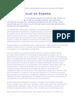 El Fraude Fiscal en Espana