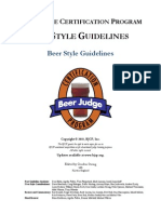 2015 Guidelines Beer