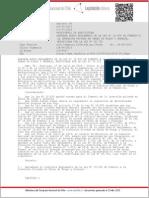 DS 95-2014 Reglamento Ley 18.450 - Vigente a Contar Del 24.04.15