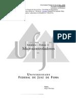 Relatório 11 - Microcontroladores