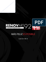 Brochure Renovart 92