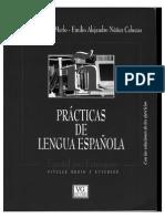 Practicas de lengua espanola - niveles medio y superior.pdf