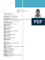 Resumen Curricular Nava Durbelis Corina