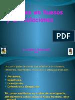 Tema 7 Lesiones de Las Articulaciones