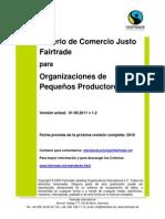 2014-07-16_SP_SPO Fairtrade Standard
