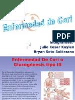 ENFERMEDAD DE CORI