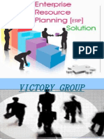 Presentation on ERP