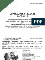 15. Membrul Inferior - Articulatii Biomecanica