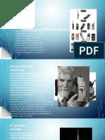 Tecnologia y Evolucion de Los Celulares Tics
