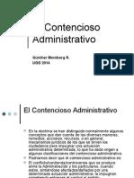 1.6 Contencioso Administrativo