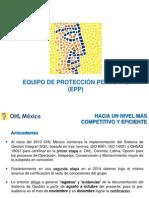 Equipo Proteccion Personal 2013