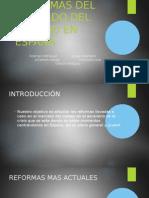 Reformas del mercado laboral en España.pptx