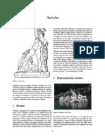 Acteón (Mitología)