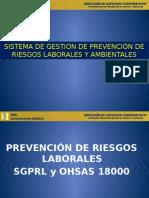 TEMA 5 Prevencion de Resgos Laborales