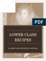 official lower class recipe book pdf