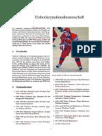 Russische Eishockeynationalmannschaft