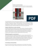 Taladrado ECM y Erosion Electroquimica