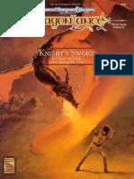 Knights Sword - TSR 9381 - DLQ1 - Gobbi Free
