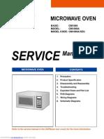 Samsung CM1069 Service Manual