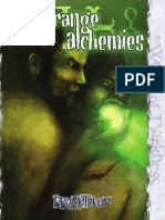 Promethean the Created - Strange Alchemies