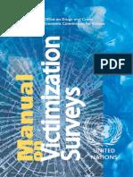 Manual on Victimization Surveys 2009 Web