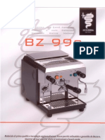 Bezzera BZ99s Brochure
