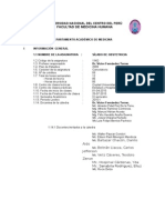 Final Syllabus Obstetricia 2015