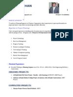 KK Planning Engr CV