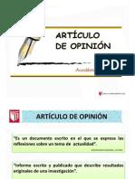 Articulo Opinion 2015-i