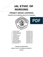 Legal ethic nursing